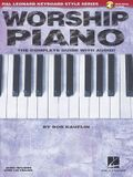 Worship Piano: Hal Leonard Keyboard Style Series