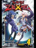 Yu-Gi-Oh! Zexal, Vol. 4, 4 [With Trading Card]