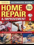 Ultimate Guide Home Repair & Improvement (Home Improvement)