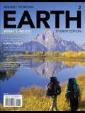 Earth2 (with Coursemate, 1 Term (6 Months) Printed Access Card)