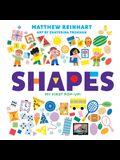 Shapes: My First Pop-Up! (a Pop Magic Book)