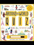 Around the World Quiz Book