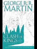 A Clash of Kings: The Graphic Novel: Volume Three: Volume Three