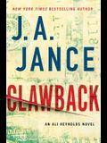 Clawback, Volume 11: An Ali Reynolds Novel