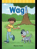 Wag! (Short Vowel Rimes)