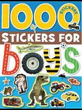 1000 Stickers for Boys [With Sticker(s)]