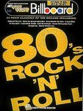 Billboard Top Rock 'n' Roll Hits Of The '80s (EZ Play Today Series, No. 345) For Organs, Pianos & Electronic Keyboards