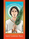 Prayer Card: Saint Lorenzo Ruiz