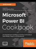 Microsoft Power BI Cookbook: Over 100 recipes for creating powerful Business Intelligence solutions to aid effective decision-making