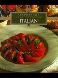 Italian (Cordon Bleu Home Collection)