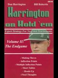 Harrington on Hold 'em: Expert Strategy for No-Limit Tournaments; Volume II: The Endgame