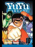 Yuyu Hakusho, Vol. 10, 10