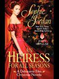 An Heiress for All Seasons: A Debutante Files Christmas Novella