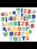 S.S. Discover Letters and Numbers Sticker Pack