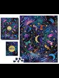 Zodiac 500-Piece Puzzle