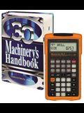 Machinery's Handbook, Large Print & Calc Pro 2 Combo