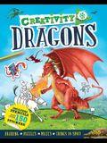 Creativity on the Go: Dragons
