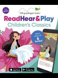 Read Hear & Play Children's Classics 6 Book Box Set