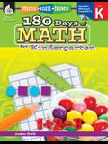 180 Days of Math for Kindergarten (Grade K): Practice, Assess, Diagnose [with Cdrom] [With CDROM]