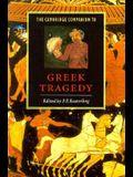 Camb Companion to Greek Tragedy