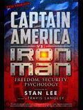 Captain America vs. Iron Man, Volume 3: Freedom, Security, Psychology