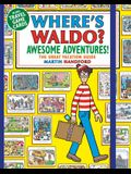 Where's Waldo? Awesome Adventures