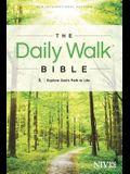 Daily Walk Bible-NIV: Explore God's Path to Life