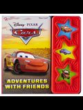 Disney*pixar Cars: Adventures with Friends [With Battery]