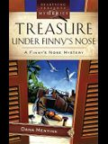 Treasure Under Finny's Nose: A Finny's Nose Mystery