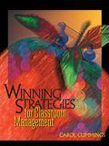 Winning Strategies for Classroom Management