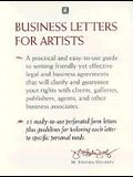 Business Letters for Artists