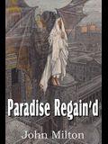 Paradise Regain'd