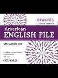 American English File 2e Starter Class Audio CDs: American English File 2e Starter Class Audio CDs