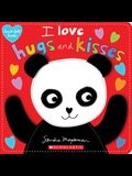 I Love Hugs and Kisses (Heart-Felt Books)