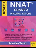 Nnat Grade 2 - Nnat3 - Level C: Nnat Practice Test 1: Nnat 3 Grade 2 Level C Test Prep Book for the Naglieri Nonverbal Ability Test