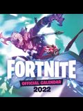 Fortnite (Official): 2022 Calendar
