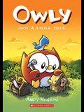 Just a Little Blue (Owly #2), Volume 2