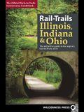 Rail-Trails Illinois, Indiana, & Ohio: The Definitive Guide to the Region's Top Multiuse Trails