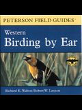 Birding by Ear: Western North America (Peterson Field Guide Audios)
