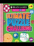 Brain Games Puzzles for Kids - Ultimate Puzzle Challenge