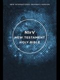 NIRV, Outreach New Testament, Paperback, Blue
