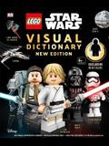 Lego Star Wars Visual Dictionary, New Edition: With Exclusive Finn Minifigure [With Toy]