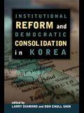 Institutional Reform Korea