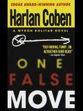 One False Move (Myron Bolitar, No. 5)