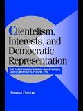 Clientel Interest Democrat Represnt
