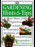 Gardening Hints & Tips
