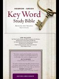 Hebrew-Greek Key Word Study Bible-NKJV
