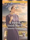 A Perfect Amish Match (Indiana Amish Brides)