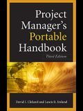 Project Managers Portable Handbook, Third Edition