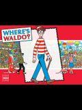 Where's Waldo?(r) 2022 Wall Calendar 16-Month